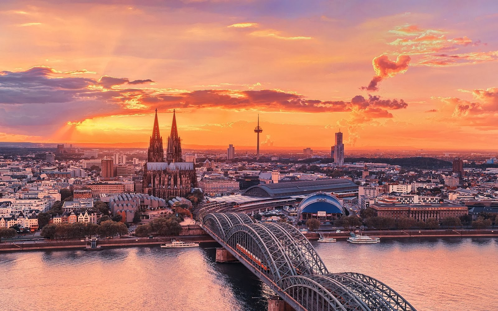 Cologne The Best Places To Travel Germany
