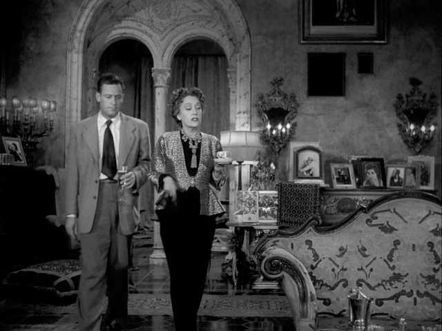 Cinema Style Edith Head Gets Gloria Swanson Ready For Her