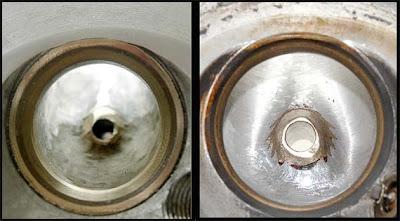 korek lubang porting kepala silinder