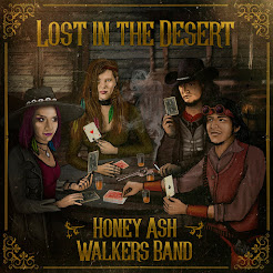 "HONEY ASH WALKERS ""LOST IN THE DESERT"" EP (2020)"