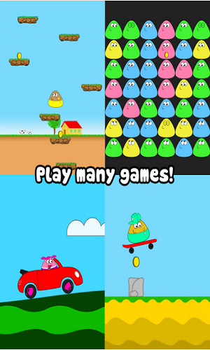 pou mod unlimited money version 1 4 20 size 14 mb required android 2 1