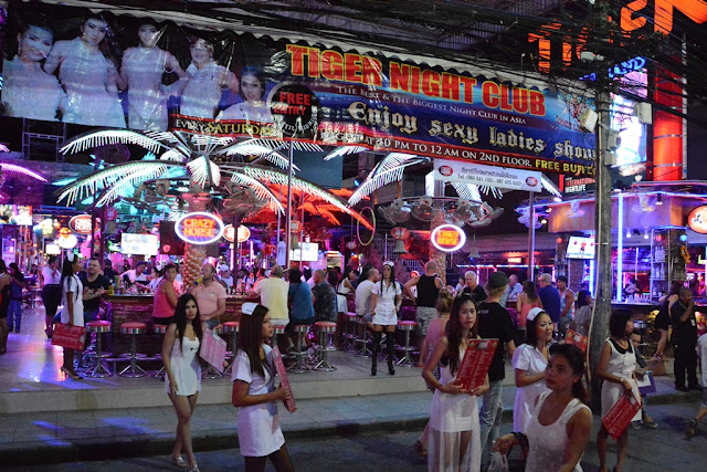 Bangla Road Patong Tiger Night Club