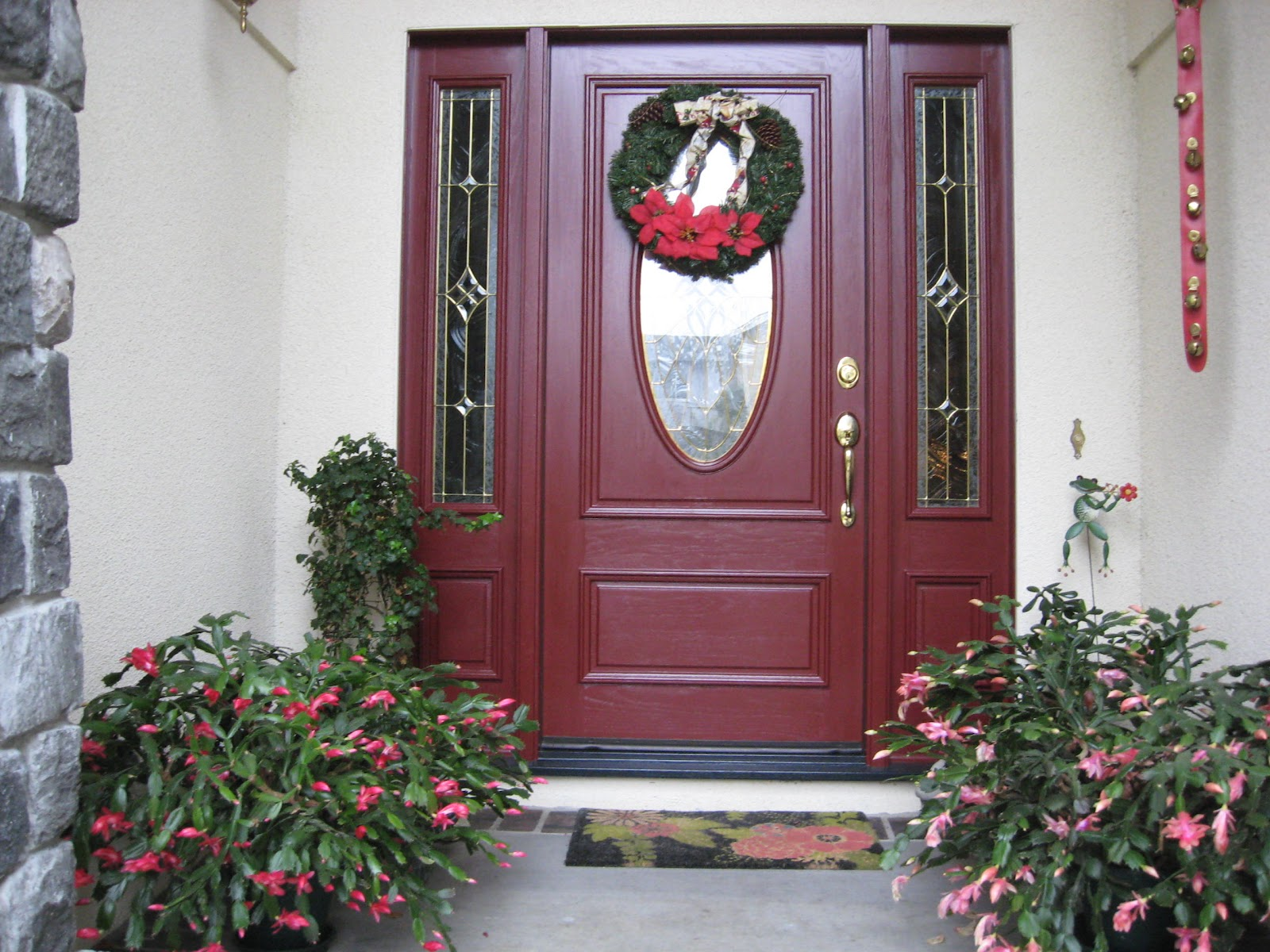Feng shui by maria most important rooms in feng shui - Feng shui front door colors ...