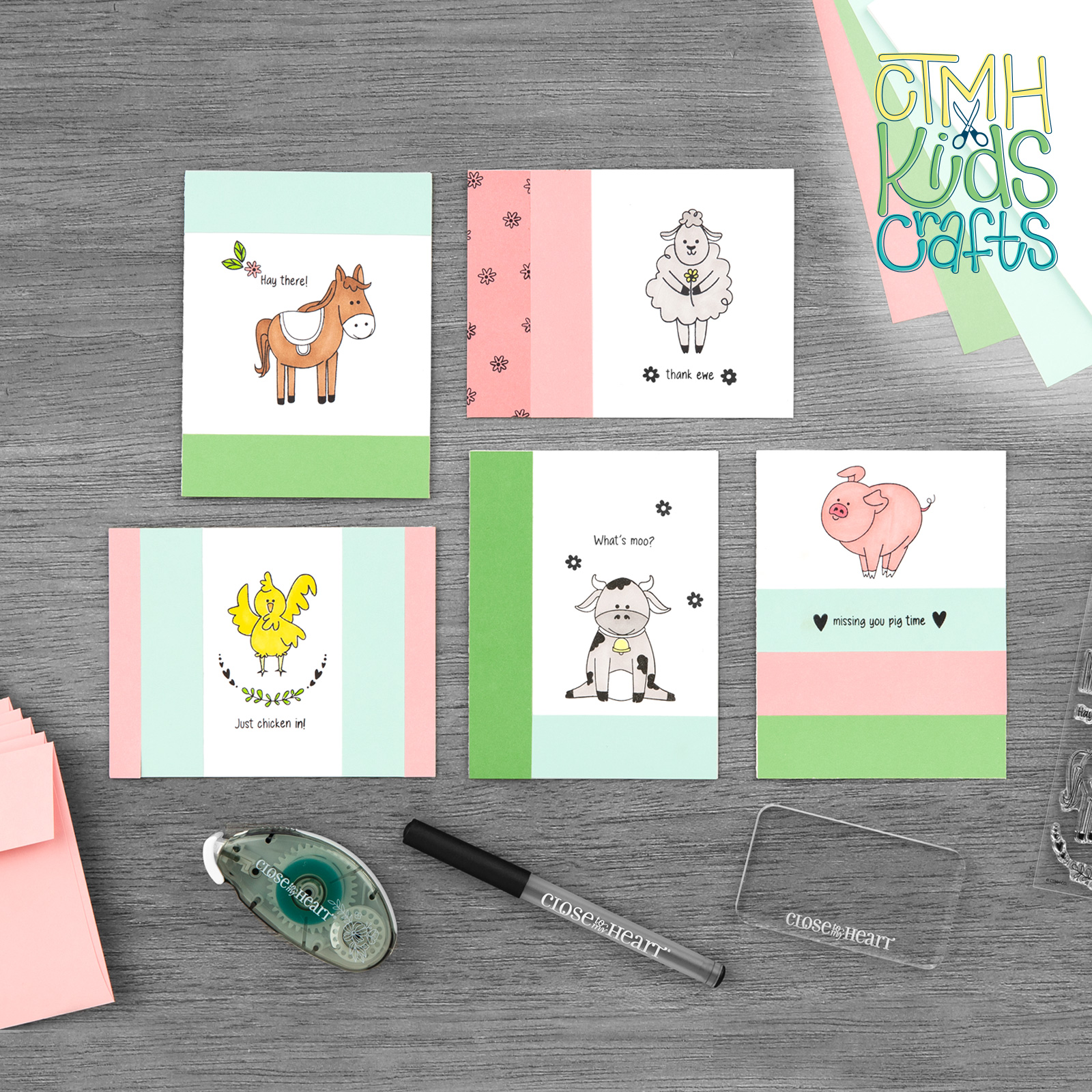 Cards from the Funny Farm