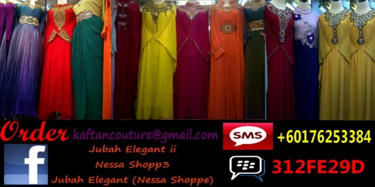 Kaftan Couture Wholesale