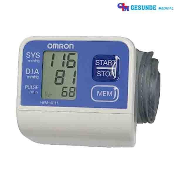 Omron Tensi Meter Digital HEM-6111