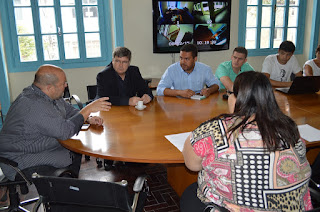 Prefeito Márcio Catão e Caixa Econômica firmam parceria para acelerar a realização de projetos no município