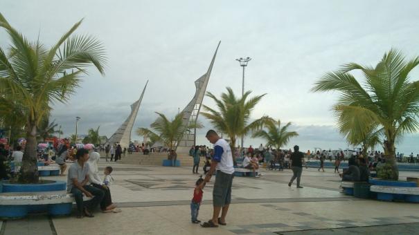Pantai Losari Makassar Sulawesi Selatan 4