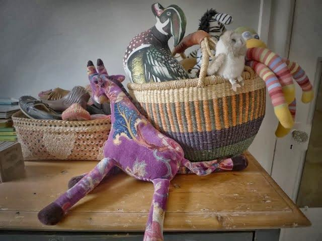 New Moon: The Bolga Basket...Toy Storage Solutions.