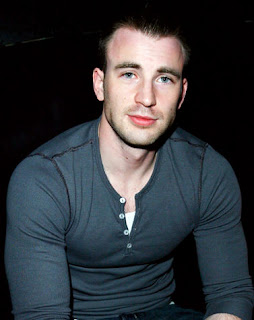 American Actor Chris Evans Hot Photo wallpapers 2012