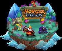 imagen de juega monster legends