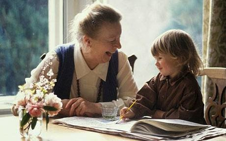 The Story of the Pencil - The teaching of a grandmother to her grandson