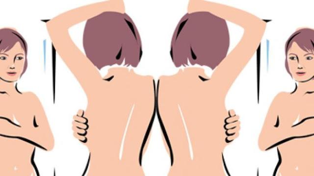 WANITA WAJIB TAU: Begini Cara Sederhana Untuk Mengetahui Payudaramu Sehat atau Tidak