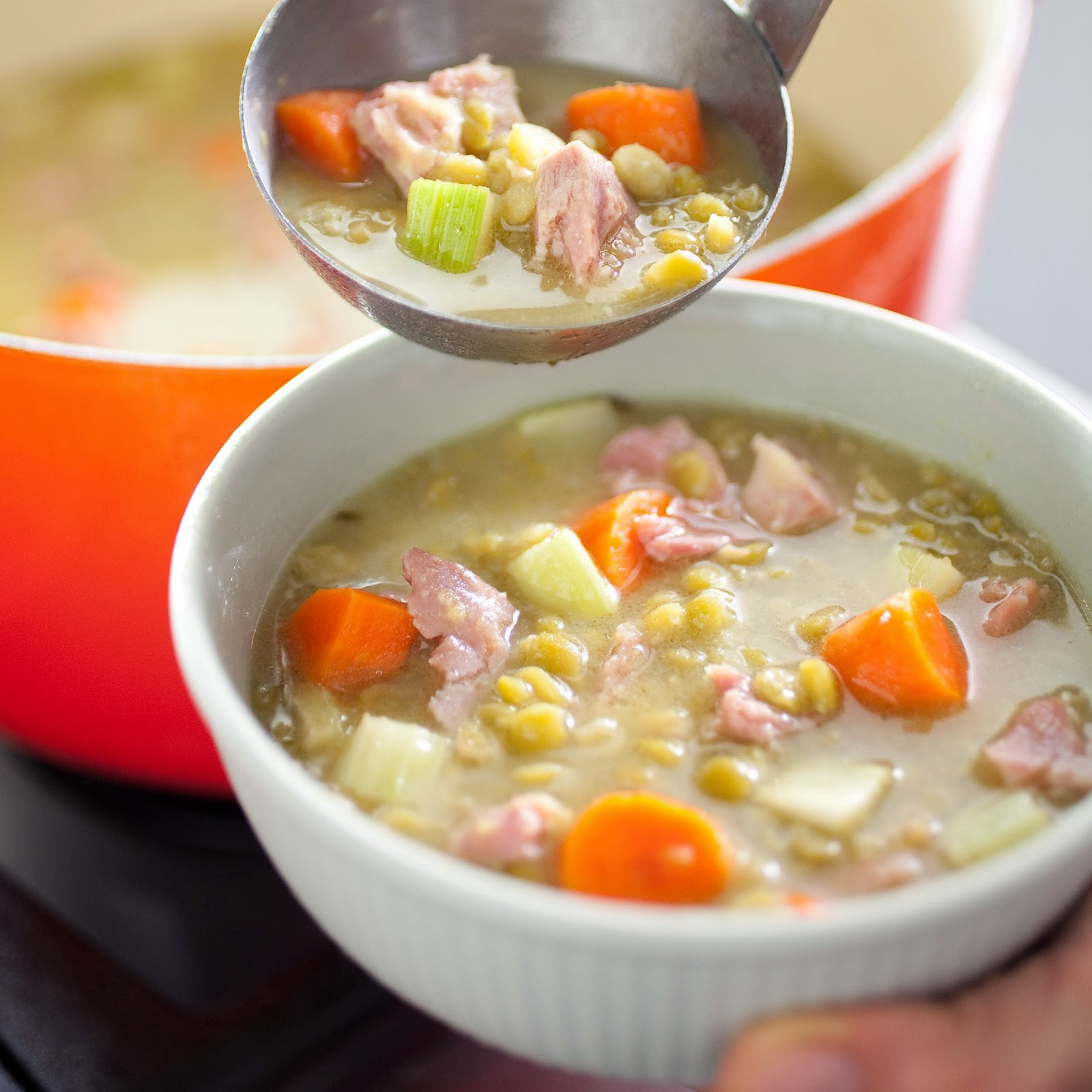 Beth's Blog: Split Pea and Ham Soup