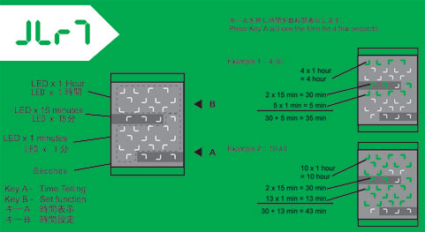 4 Jam Tangan Dengan Cara Baca Paling Rumit [ www.Up2Det.com ]