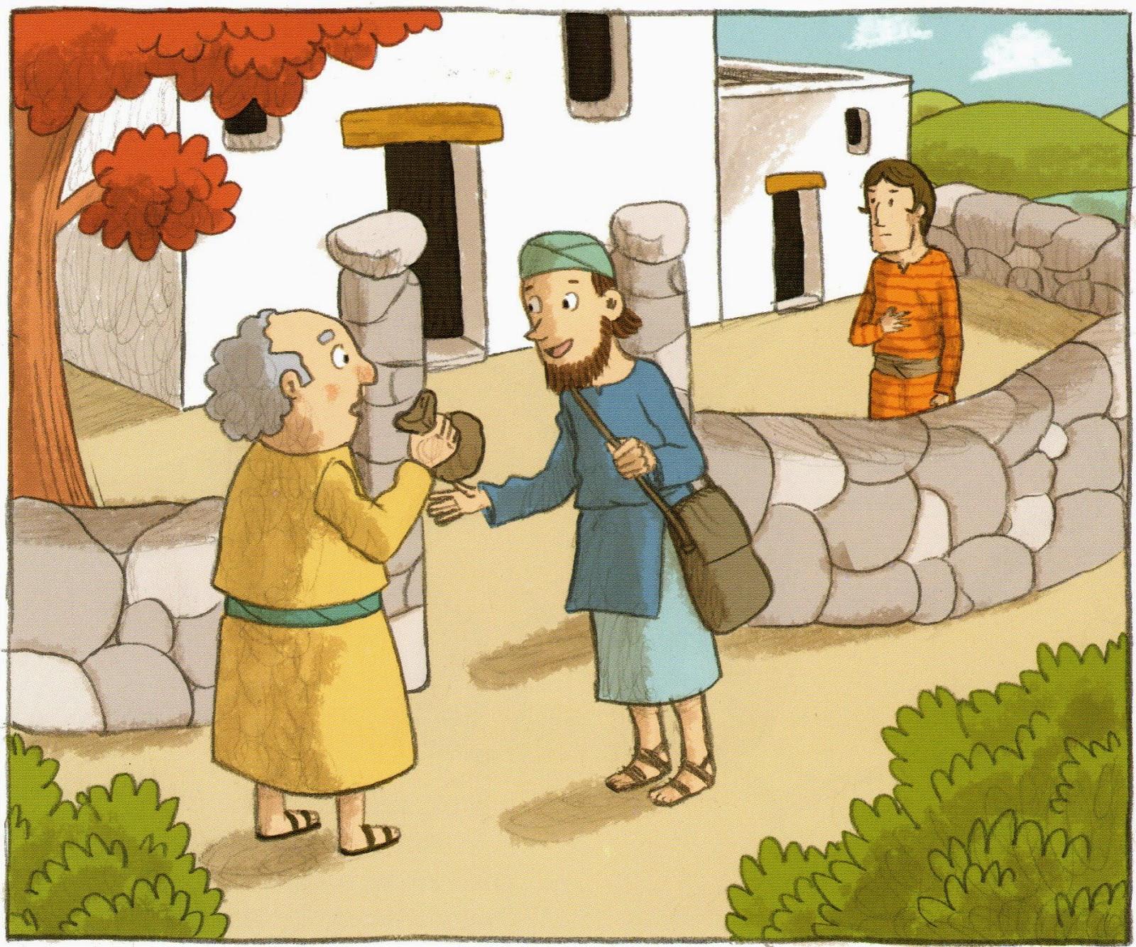 Maestro yusuf la parabola del figliol prodigo o padre