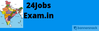 24JobsExam - Career, Govt Job, Exams, Result, Notification.