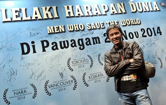Lelaki Harapan Dunia - Calon Filem Terbaik FFM 27 (2015)