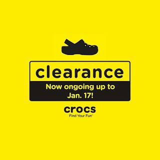 Crocs Clearance Sale, Crocs Philippines, sale, sulitipid