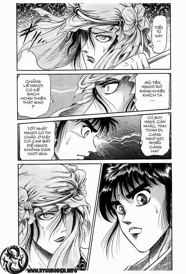 Chú Bé Rồng - Ryuuroden chap 18 - Trang 40