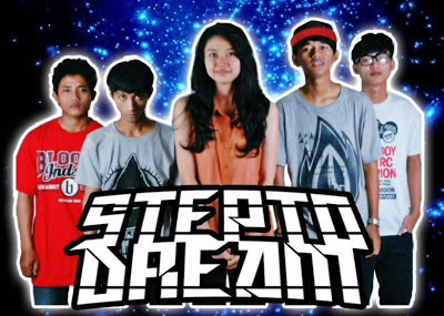 Step To Dream Band Post Hardcore Bogor Female Vocal Foto Personil Logo Wallpaper