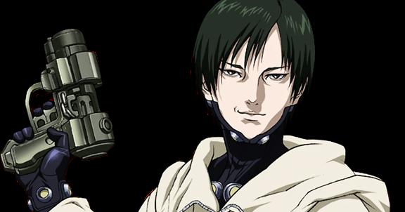 Personaggio della serie Gantz, distribuita in Italia dalla Yamato Video