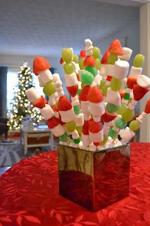 Decoración Navideña, Ornamentos Comestibles