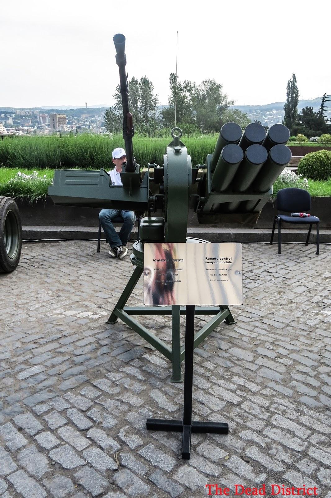 Georgia Μilitary: News and Modernisation IMG_3180