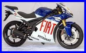 Gambar Foto Modifikasi Motor Terbaru Yamaha Vixion Fairing Fiat Yamaha Moto gp.jpg