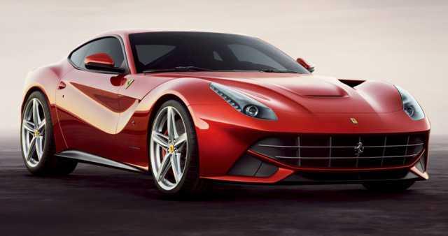 2016 Ferrari Sports Cars