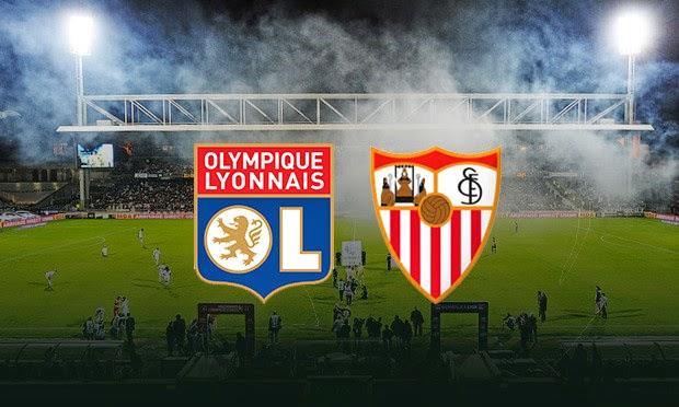 Olympique de Lyon vs Sevilla