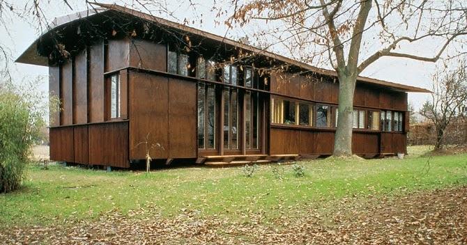Bak Plywood House Herzog De Meuron