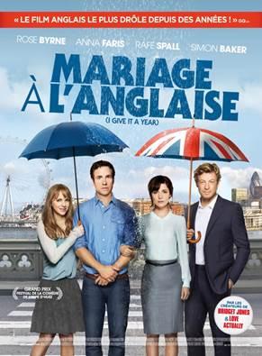 MARIAGE À L'ANGLAISE     - LE 10 AVRIL AU CINÉMA -