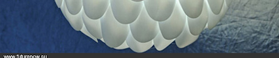 Lampu Sendok Plastik