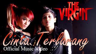 Lirik Dan Kunci Gitar Lagu The Virgin - Cinta Terlarang