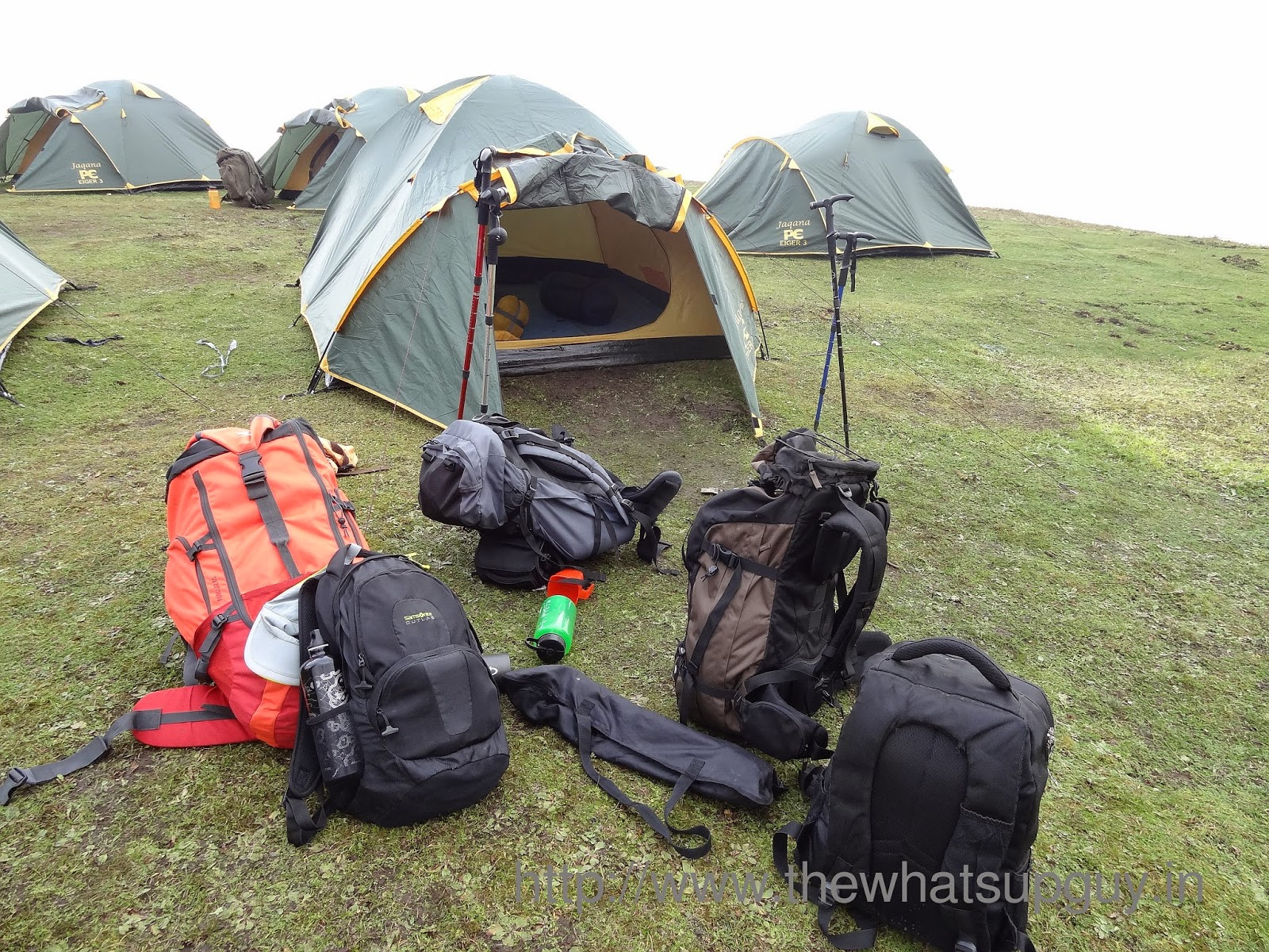 All Packed Roopkund Trek With India Hikes Day 3