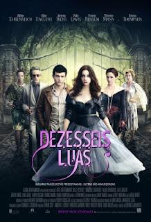 """Poster do filme """"Dezeseis Luas"""""""