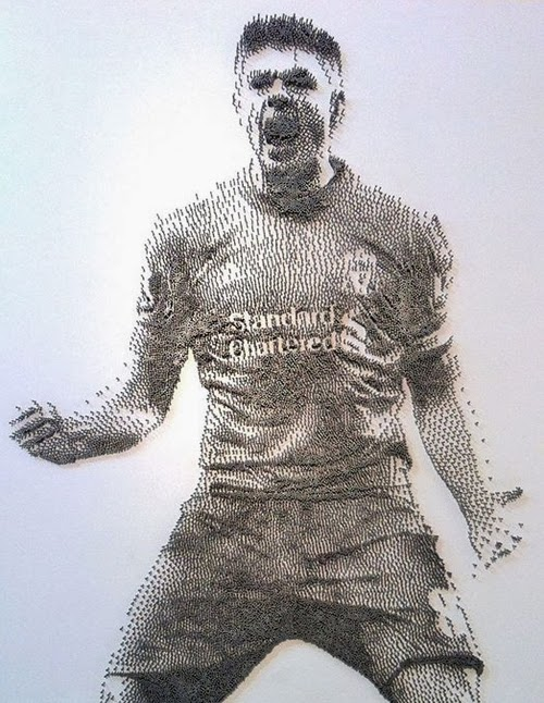 06-Steven-Gerrard-David-Foster-Stippling-Art-with-Nails-www-designstack-co