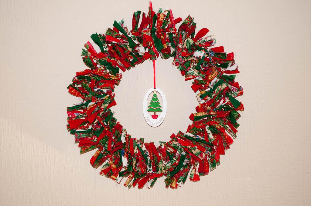 18 Inch Christmas Wreath