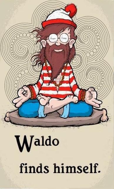 image: waldo finds himself