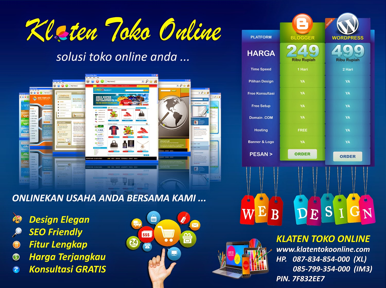 Pesan Toko Online