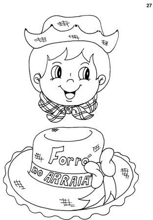 convites para festa junina chapeu de menino e menina pesquisa