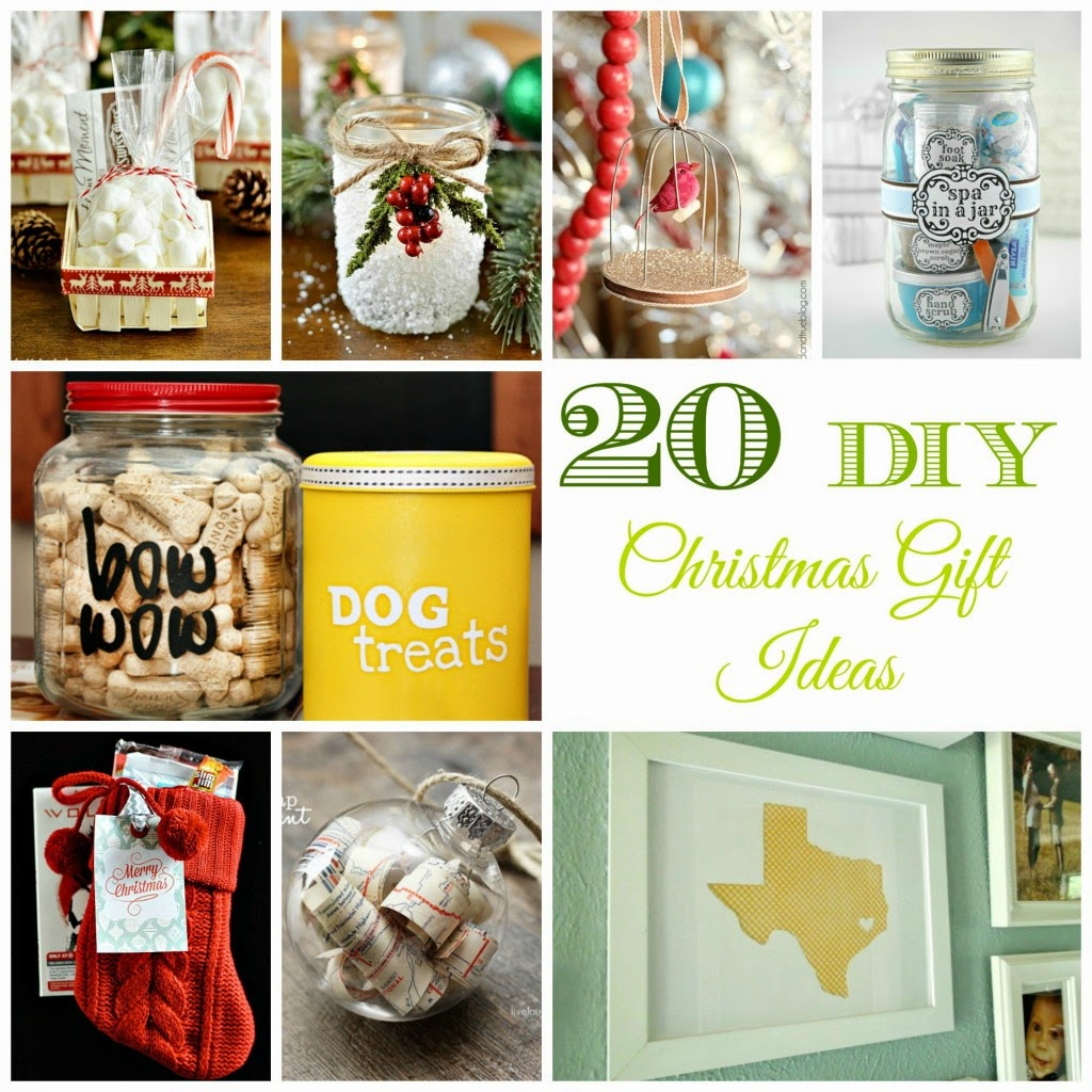 20 Last Minute DIY Christmas Gift Ideas