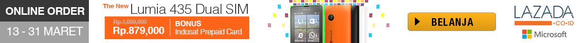 Microsoft Lumia 435 Vela Dual Sim