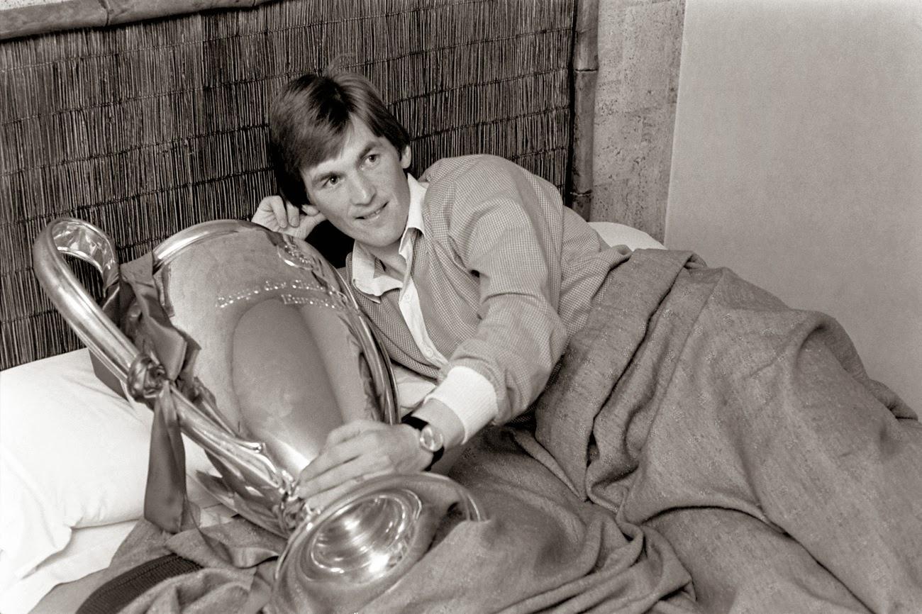 1978 European Cup Final - Liverpool v Club Brugge - Kenny Daglish