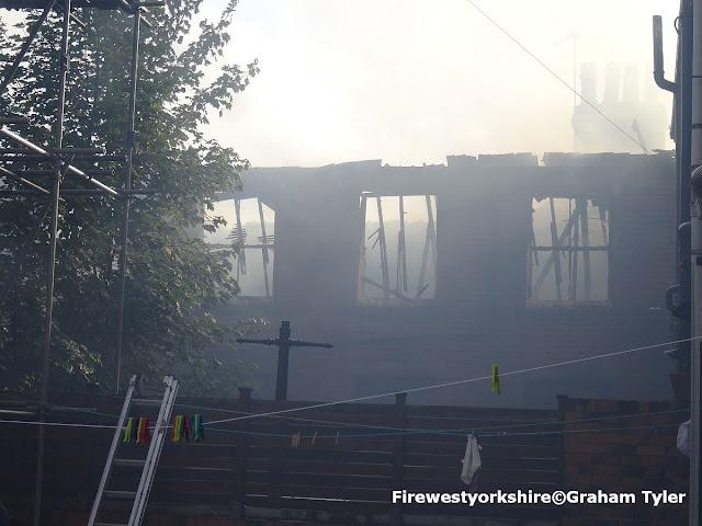 Dewsbury Auction House Fire Ravensthorpe