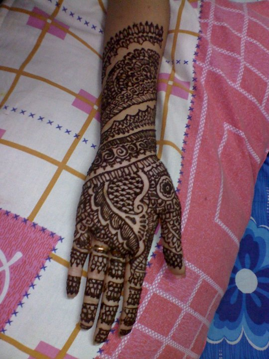 Mehndi Designs For Boys : Fresh latest mehndi designs fashion for girls and boys