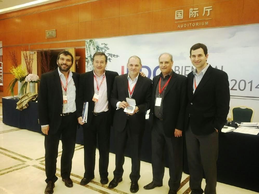 BDO Internacional distingue a Claudio Doller