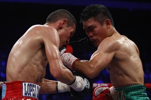 Brian Viloria Juan Francisco Estrada Macau Fight