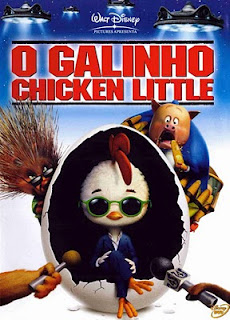 O Galinho Chicken Little – Dublado